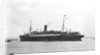The 'Antonia' (Br, 1921) under way at Southampton by unknown