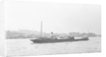 The 'Suntrap'  (Br, 1929) under way on the River Thames at Woolwich, bound up river for the Nine Elms Gas Works by unknown