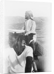 On board 'Triad' (1909) in the Gulf by unknown