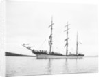 The 'Giuseppe D'Abundo' (Italy 1885) at anchor by unknown