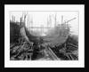 Portsmouth dockyard by unknown