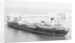 'Wave Sovereign' (Br, 1945) before the fitting of a beam replenishment equipment by unknown