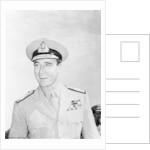 Earl Mountbatten by unknown