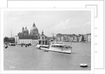 The Italian fleet torpedo boat 'Lince' at Venice, Italy by Marine Photo Service
