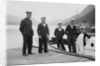 Crew of one of the 'Orontes' tenders by Marine Photo Service