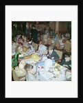 Children's party on the 'Empress of Canada' by Marine Photo Service