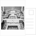 Passengers on the deck of the 'Oronsay' by Marine Photo Service