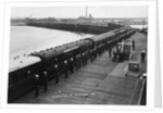 The railway station at Immingham Dock by Marine Photo Service