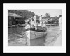 Tender arriving at St Lucia, Windward Isles, West Indies by Marine Photo Service
