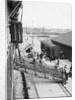 Tilbury dock, England by Marine Photo Service