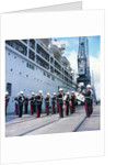 Quayside bands at San Juan, Puerto Rico by Marine Photo Service