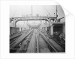 Train Ferry No. 2 (1917) Train deck without train by unknown