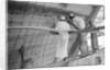 Repairing and recaulking hull planking by Alan Villiers