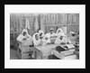 Group of school children at the Mubarkiya School, Kuwait by Alan Villiers