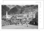 View of Mukalla by Alan Villiers