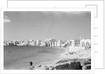 Mukalla shoreline by Alan Villiers