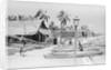 Lamu waterfront by Alan Villiers