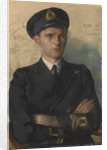 Lieutenant Peter Danckwerts, GC. RNVR by William Dring