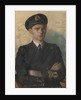 Lieutenant Peter Danckwerts, GC. RNVR by William Dring