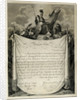 Lloyds Patriotic Fund Certificate presenting a sword to captain Henry Digby, 4 December 1805. by Edward Scriven