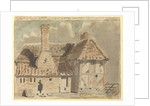 A small cottage at Middle Deal in Kent by Gabriel Bray