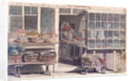 A shop on the Point at Portsmouth by Gabriel Bray