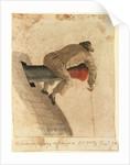 A seaman fishing off a gun by Gabriel Bray