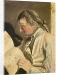 Mr James Cornwallis on board the 'Pallas', March 1775 by Gabriel Bray