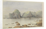 'At Kelung, Formosa' [Taiwan] by James Henry Butt