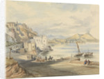 The road at Posillipo, Naples by James Henry Henry Butt