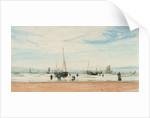 Plan of HM dockyard Portsmouth in 1850 by D. Hucker