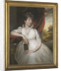 Mrs William Pierrepont (n Maria Salter) by John Russell