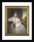 Mrs William Pierrepont (n Maria Salter) by John Russell