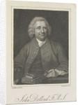 John Dollond F.R.S. by Benjamin Wilson