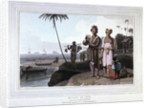 Malays of Java by Thomas Daniell