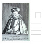 Tycho Brahe by Michel Odieuvre