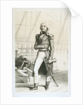 Francis Paul Count De Brueys, French Admiral by Alexandre Lacauchie