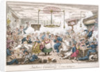 Sailors carousing, or a peep in the long room by George Cruikshank
