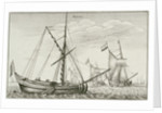 Boyars by Wenceslaus Hollar