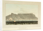 Cape of Good Hope by Thomas Daniell