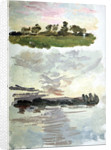 Landscape Studies, Possibly Holland by William Lionel Wyllie