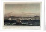 The Port of Veracruz with the Castle of S. Juan de Ulua. Mexico' by M. Rugendas
