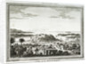 A view of the haven of Acapulco by unknown