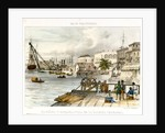 Machina y Comandancia de la Marina (Habana)' by F. Mialhe