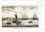 A view of Deptford by unknown