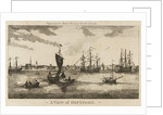 A View of Deptford. Engraved for the Modern Universal British Traveller by unknown