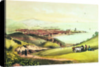 Aberystwith, from the north by R.G. Roberts