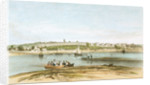 Exmouth from the Warren Point by W. Spreat