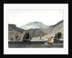 Loch Ranza - Isle of Arran by William Daniell