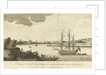 A perspective view of the river Thames by unknown